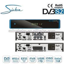 SUNPLUS 1512 HD DVB-S2 Receiver