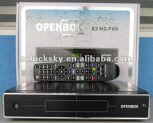 ORIGINAL OPENBOX X3 YOUtube WIFI receiver factory