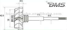 professional turbo shaft and wheel manufacture Product TF035