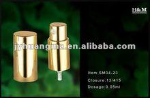 13/415 screw aluminum sprayer pump