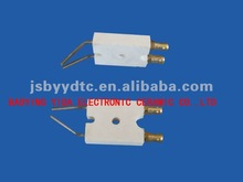 gas ignition electrodes