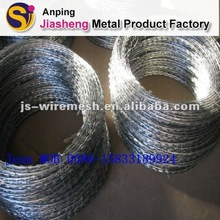 high quality razor wire installation (best offer)