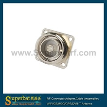 antenna adaptor N-7/16 DIN adapter N Jack to 7/16 DIN Jack with flange straight