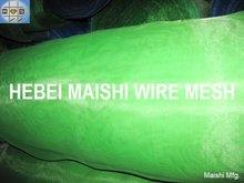 0.18mm wring weaving green nylon window screens