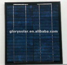 15W high effective poly solar panel