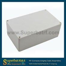 "Plastic Project Box Enclosure -7.87""*4.72""*2.95""(L*W*H) electric meter box cover"