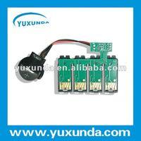 Durable auto reset T22/TX120/TX130 CISS chips