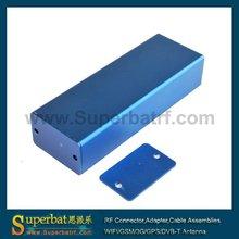 "Aluminum Box Enclosure Case -4.33""*1.73""*0.90""((L*W*H) abs enclosure for digital panel meter"