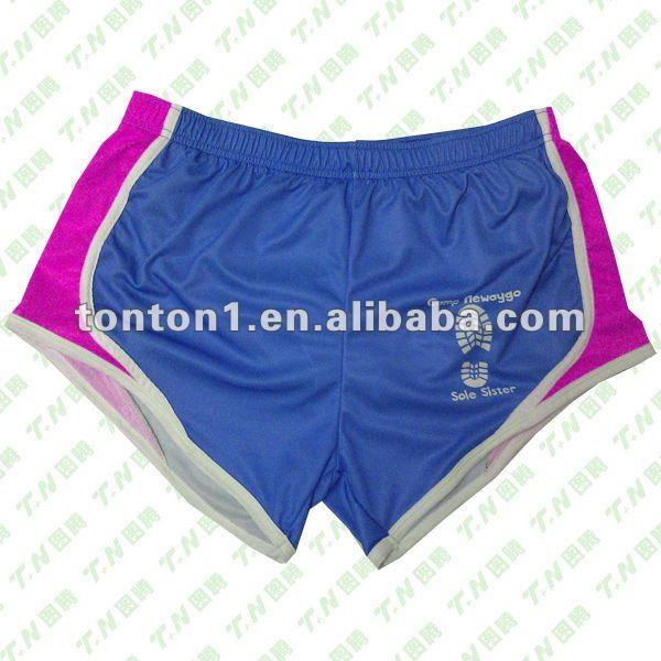 Custom Running Shorts