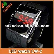 Silicone Rubber Wrist Watch Strap LW-2
