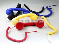 Colorful Smart Phone Handset Retro Cell Phone Handset for iphone 4s for ipad 2 3