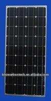 24v 150W High efficiency monocrystalline Solar Panels