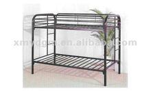 Modern Twin Metal Bedstead Bunk Bed ML-015