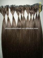 2012 Indian Remi Human Hair,Prebond hair/ keratin hair,Very fashionable