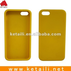 China silicon mobile case for iphone with BV certificate
