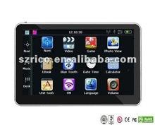 4gb,bluethooth,avin,atv,wireless camera optional mtk 7 inch gps navigation