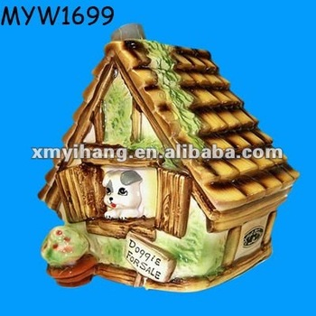 good quality mini ceramic dog kennel