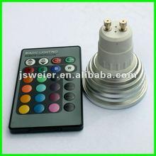 RGB GU10 LED