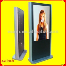 """42"""" Indoor Touch Screen Wifi/3G Ad Lcd Computador All In One"""