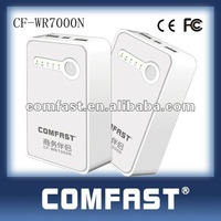 Cheap price wireless router Comfast 150m 3g portable wireless router with battery