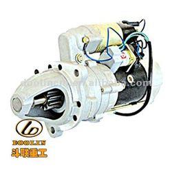 ISUZU Starter motor 6BD1