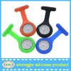 wholesale hot sale silicone nurse watch 2012