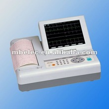 CE approved ECG Machine 12 channel