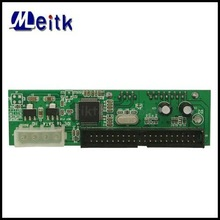 PATA IDE To SATA male Serial ATA device Converter Adapter Card