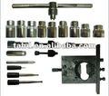 Common rail injector de combustível e kits de ferramentas bomba ( 20 peças )