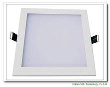 Square 160*160 6w panel indicator light