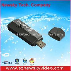 Mini USB DVB-T Stick SDR radio 1800Mhz with FM&DAB dvb-t connector ---TV311U