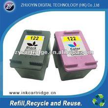 Compatible printer inkjet ink cartridge hp122