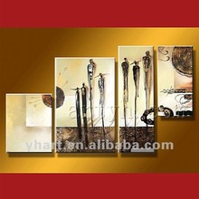Hot Sell Handmade Body Nude Oil Painting