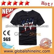 blank plain advertisement/cultural/public/promotional t shirt