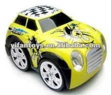 2012 Hot and new Mini RC Stunt Music Car