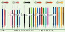 erasable ball pen refill