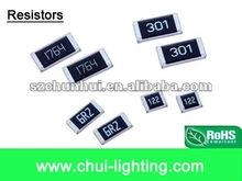 CRCW08050000Z0EA vishay resistors 0.0 OHM 1/8W 0805 SMD