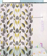 2015 bath shower windows curtain