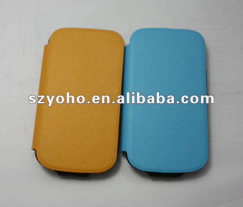 سامسونج غالاكسي لتغطية PC 7562 مع ألوان الحقيبة الجلدية المختلفة