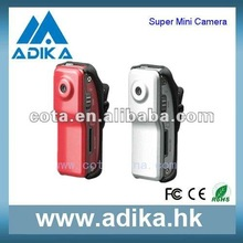 Easy to Use Colorful Pocket Mini Camera ADK-MD80A