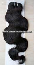 Hot selling 22inch Grade AAA 100% virgin hair brazilian remy human hair weaving jerry curl