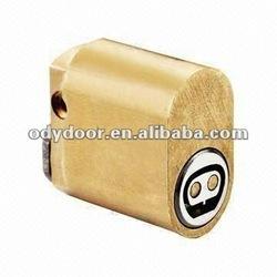 RFID Lock Oval Cylinder with Universal Electric Lock Plug Inside