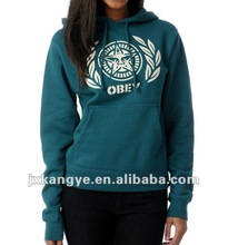 2012 new fashion hoody jacket for women