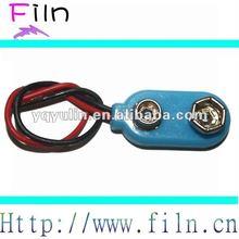 Free sample battery snap clip 9v snap connector