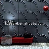 interior wood wall cladding Emboss effect