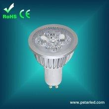 4w high quality led spotlight gu10 base
