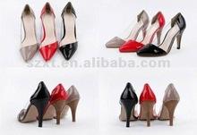 2012 new style brand ady high heel bridal fancy sandal wholesale