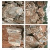 stone landscape boulders for garden decoration
