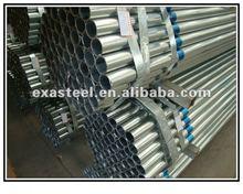 lighter galvanized gas pipe/tube
