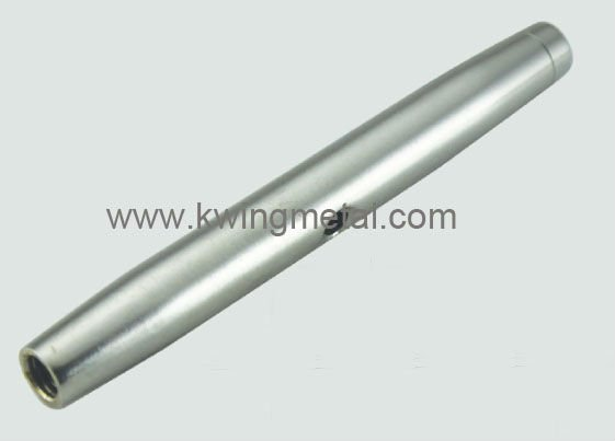 Stainless Steel Turnbuckle Barrel With Internal Thread